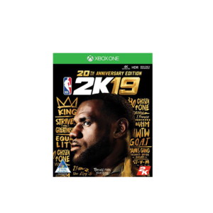 NBA 2K19 20th Anniversary Edition (Xbox One) Image