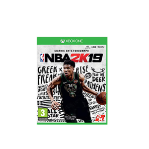 NBA 2K19 (Xbox One) Image