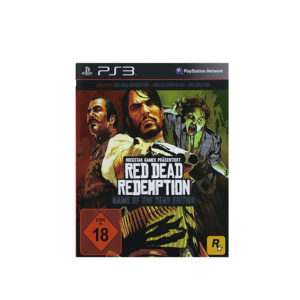 Red Dead Redemption GOTY (PS3) Image