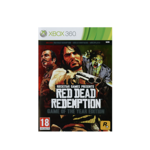 Red Dead Redemption GOTY (Xbox 360) Image