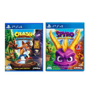 Remastered Trilogy Bundle PS4 Image