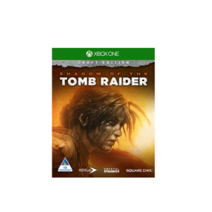 Shadow of the Tomb Raider Croft Edition (Xbox One) Image