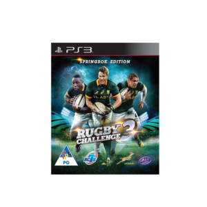 Springbok Rugby Challenge (PS3) Image
