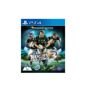 Springbok Rugby Challenge (PS4) Image