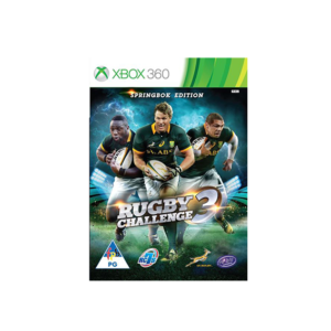 Springbok Rugby Challenge (Xbox 360) Image