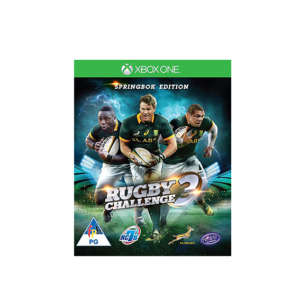 Springbok Rugby Challenge (Xbox One) Image
