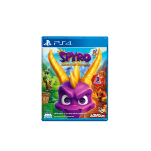 Spyro Reignited Trilogy (PS4) Image