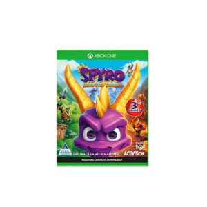 Spyro Reignited Trilogy (Xbox One) Image