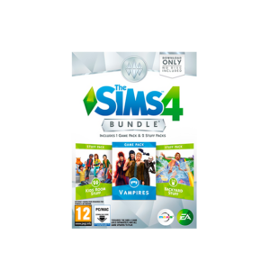 The Sims 4 Bundle Pack 7 Image