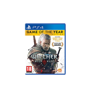 The Witcher 3: Wild Hunt GOTY (PS4) Imahe