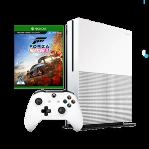 Xbox One S 1TB Console + Forza Horizon 4 Bundle Image