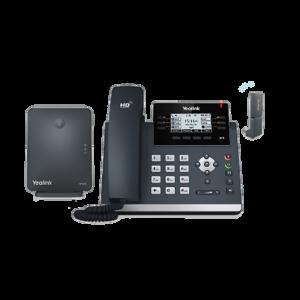 Yealink W41P DECT IP Phone Image