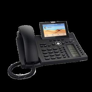 Snom D385 VoIP Telephone Image