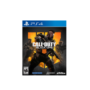 Call of Duty Black Ops 4 (PS4) Image