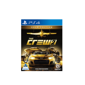 The Crew 2 Gold Edition (PS4) Image