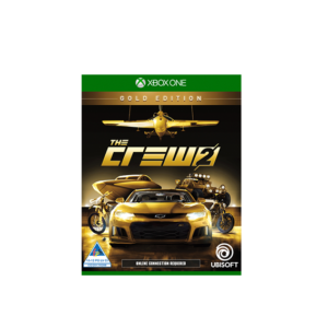 The Crew 2 Gold Edition (XB1) Image