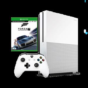 Xbox One S + Forza 7 image